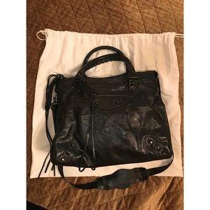 Balenciaga Velo Classic Handbag